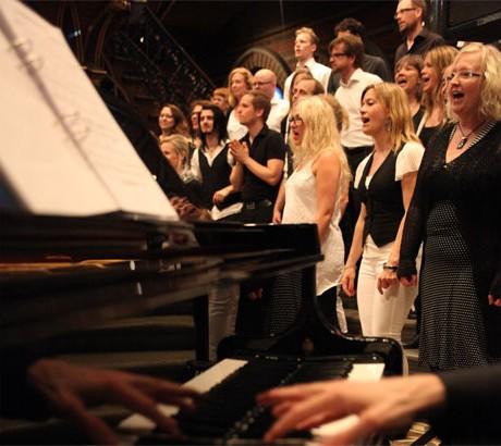 Rejoice Gospel Choir fyller 25