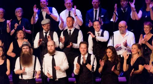 Musikgudstjänst i St Hans Kyrka söndagen den 8 april klockan 10