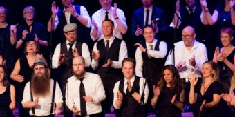 Musikgudstjänst i St Hans Kyrka